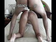 Cheating Wife Getting Fucked in the Ass